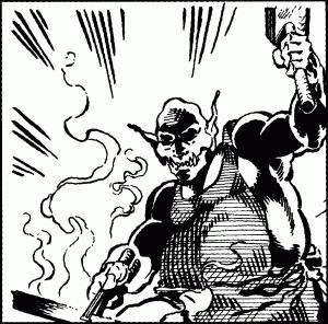 Goblin Blacksmith