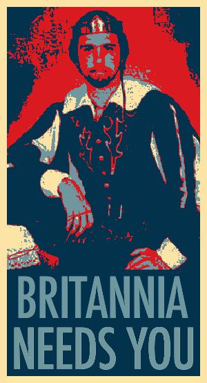 Britannia Needs You