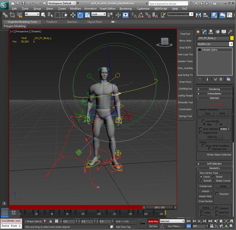 SotA_Rigged_Avatar_3dsMax_Model