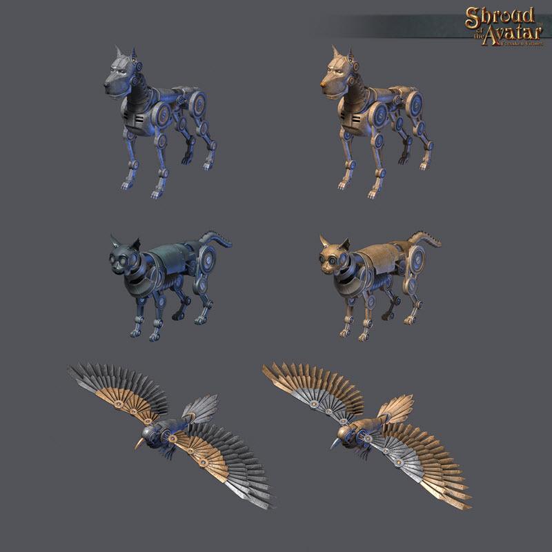 SotA_Clockwork_Pets_Asset_Pack